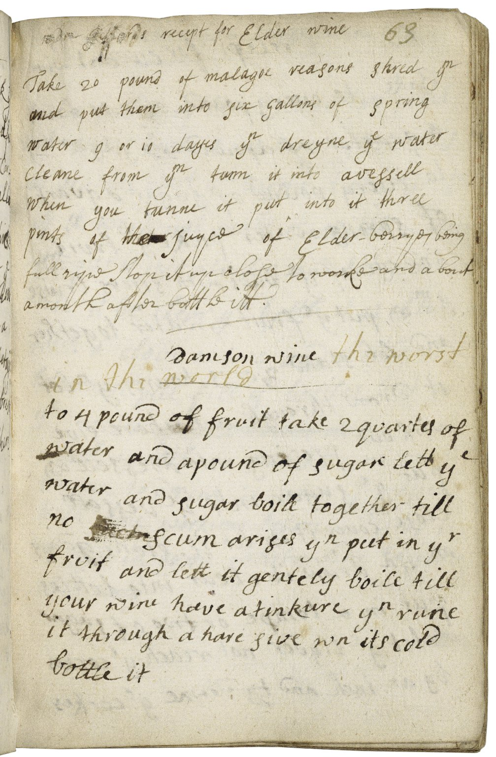 Century Recipe Collection Of Lady Vere Wilkinson One Many Books Recipes And Remedies Being Transcribed By Our Shakespeares World Volunteers